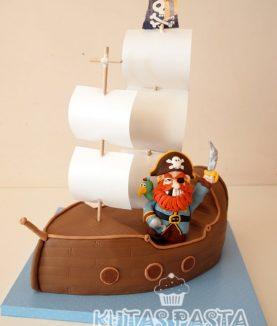 Korsan Gemi Pasta