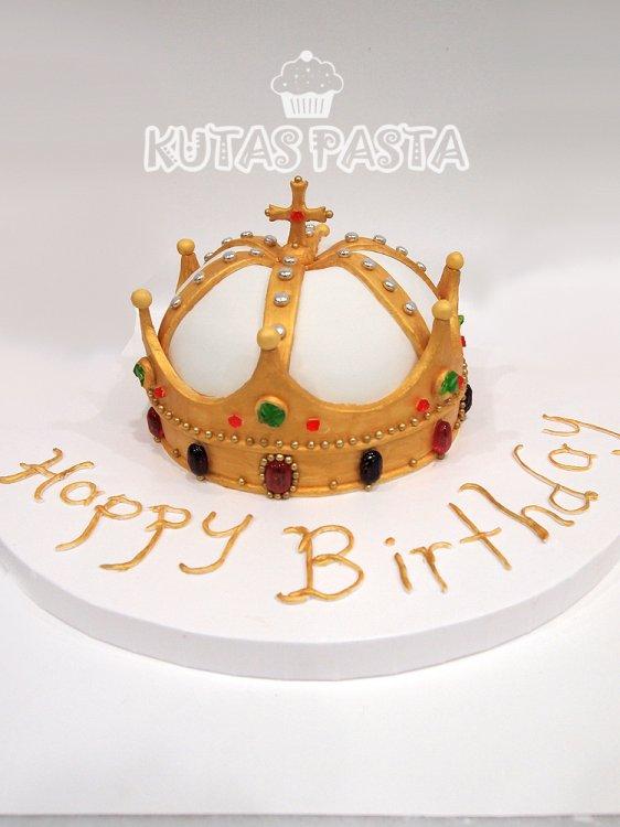 Kral Tacı Pasta