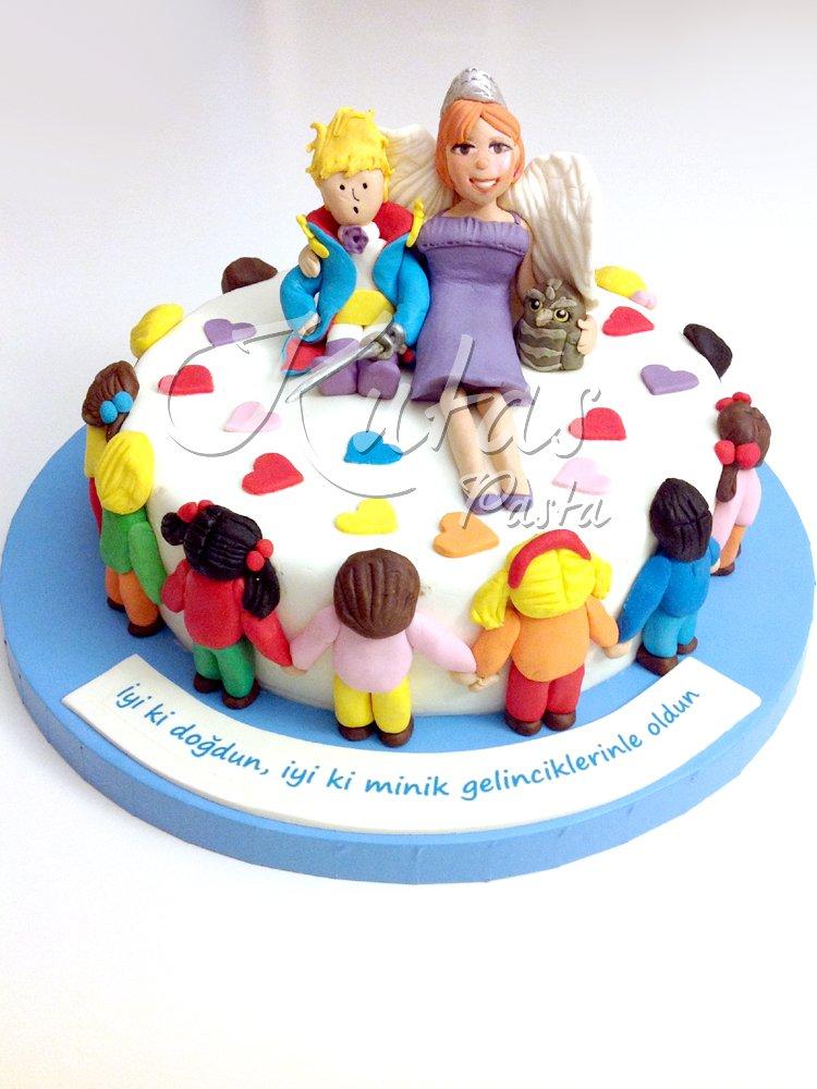 Öğretmenler Günü Pastası
