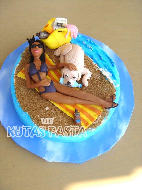 Deniz Kumsal Pasta
