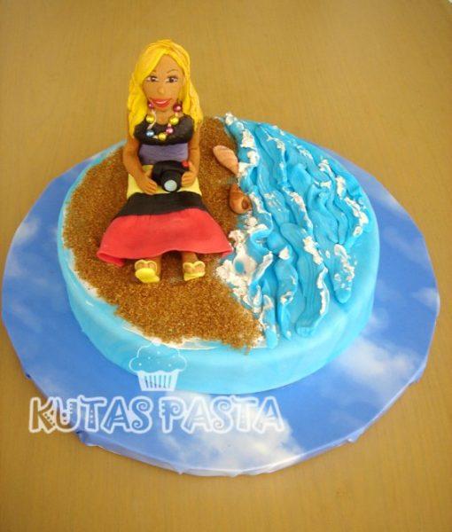 Deniz Kumsal Pastası