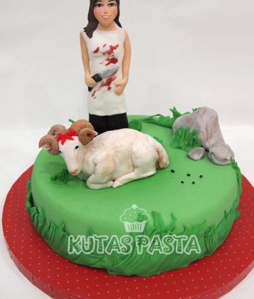 Kurban Bayramı Pasta Kuzu