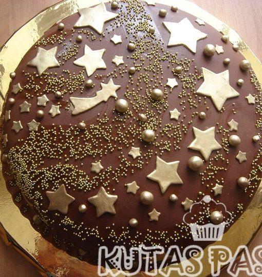 Yıldızlı Pasta