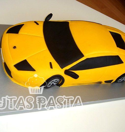 Lamborghini Araba Pasta