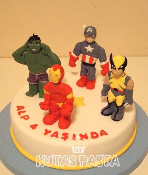 Avengers Pasta