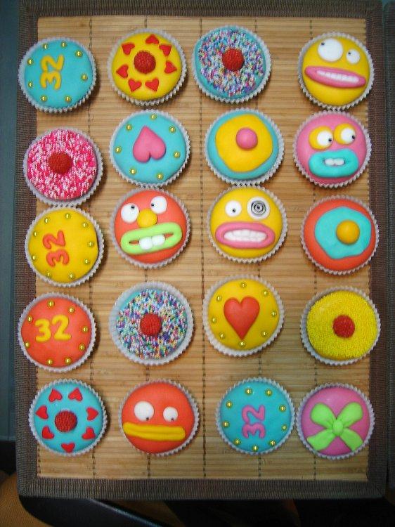 Komik Matrak Cupcakeler