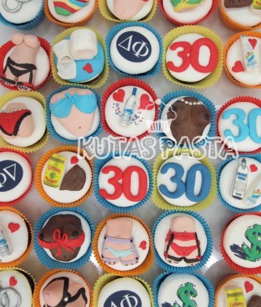 Seksi 30 Yaş Cupcake