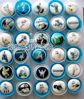 Michelin Lastik Kurumsal Cupcake