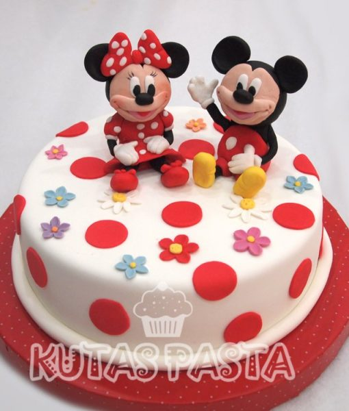 Mickey Minnie Mouse Pasta