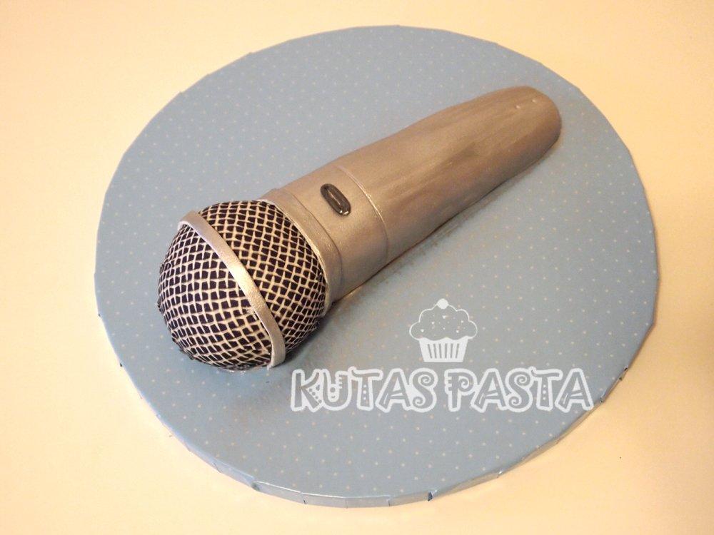 Mikrofon Pasta