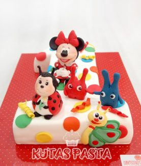Baby Tv Minnie Mouse Pasta