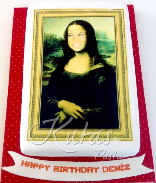 Mona Lisa Pasta