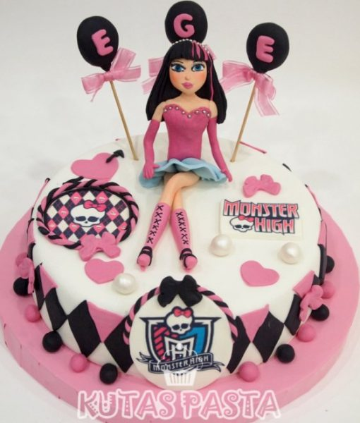Monster High Pasta
