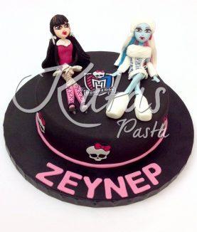 Monster High Pastası