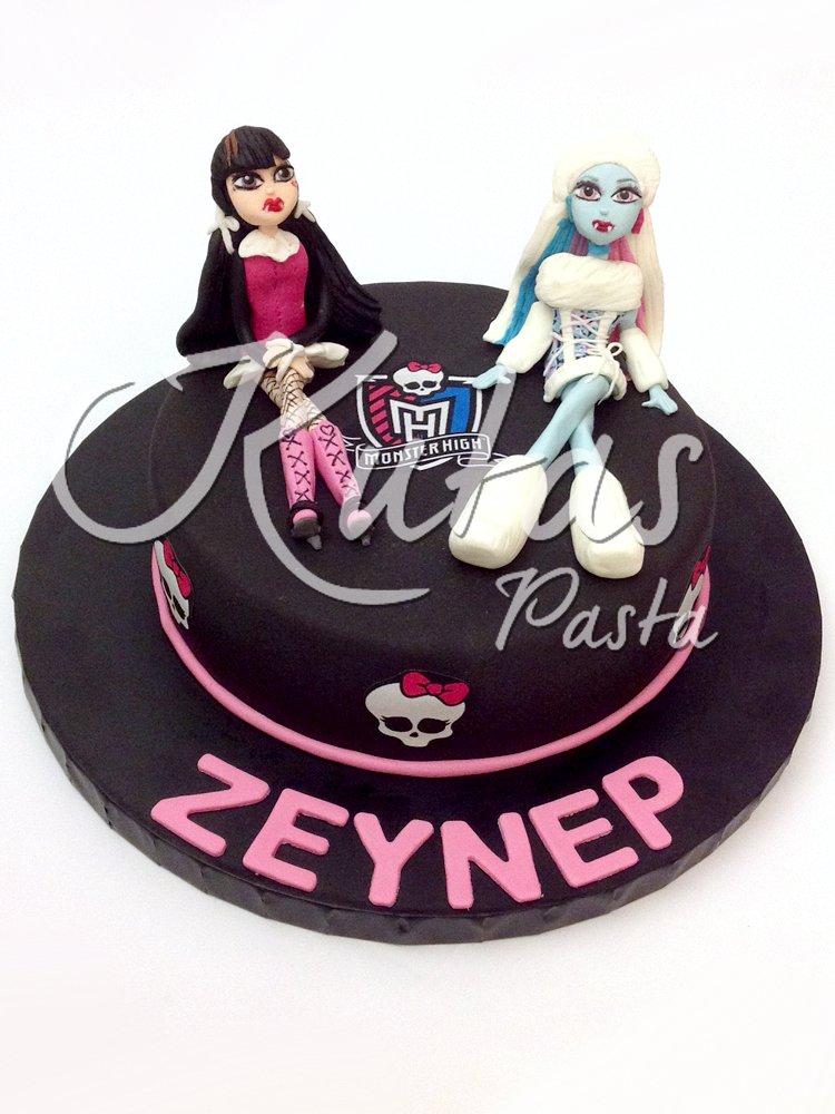 Monster High Pastası