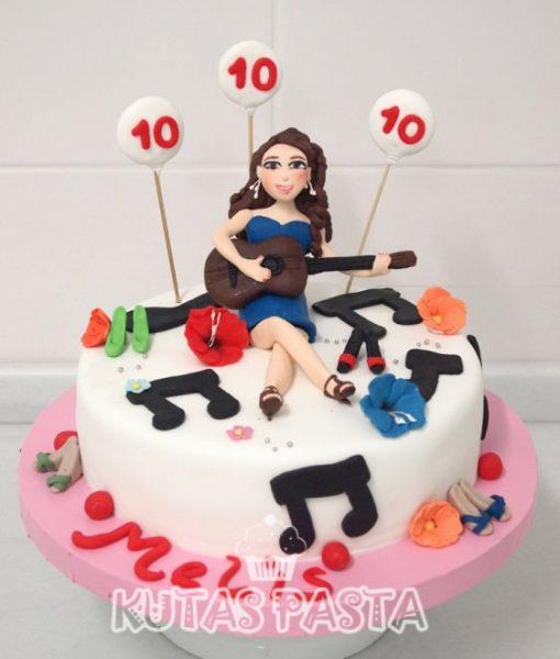 Müzisyen Pasta Gitarist