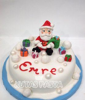 Noel Baba Pasta Yeni yıl