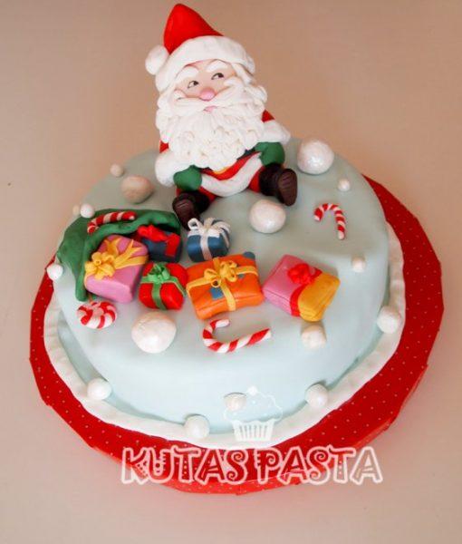 Noel Baba Christmas Pasta