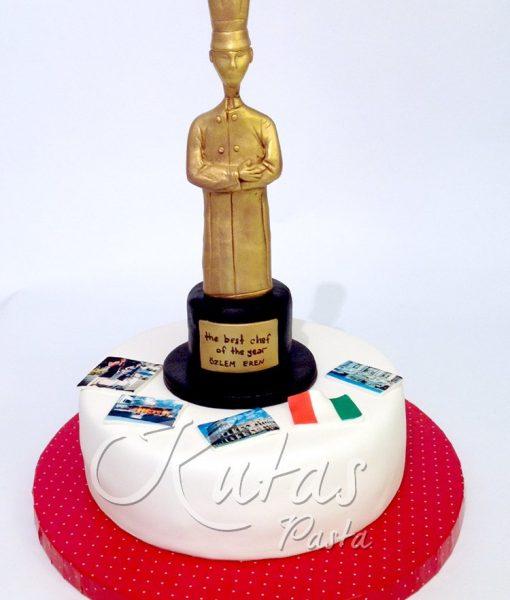 Aşçı Ödül Pastası