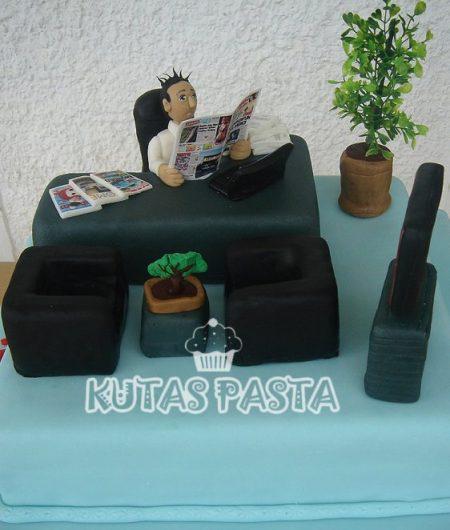 Patron Pastası Ofis