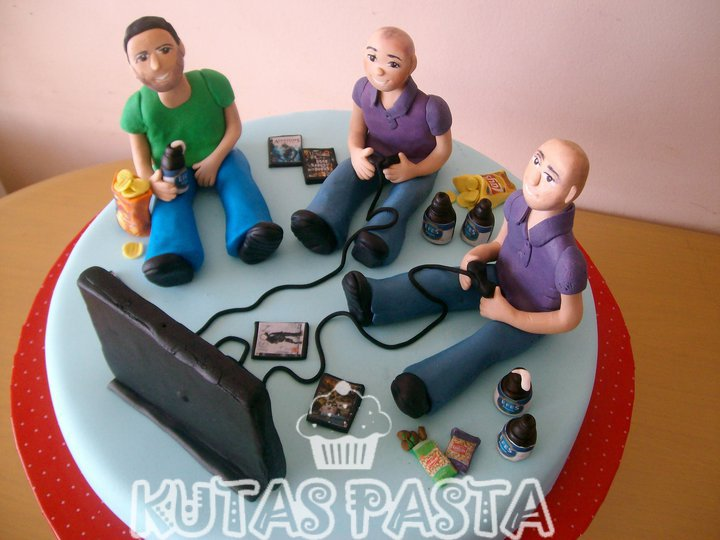 Playstation Pasta