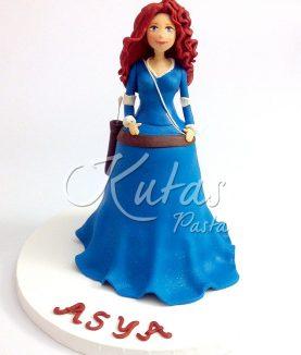 Prenses Merida Pasta