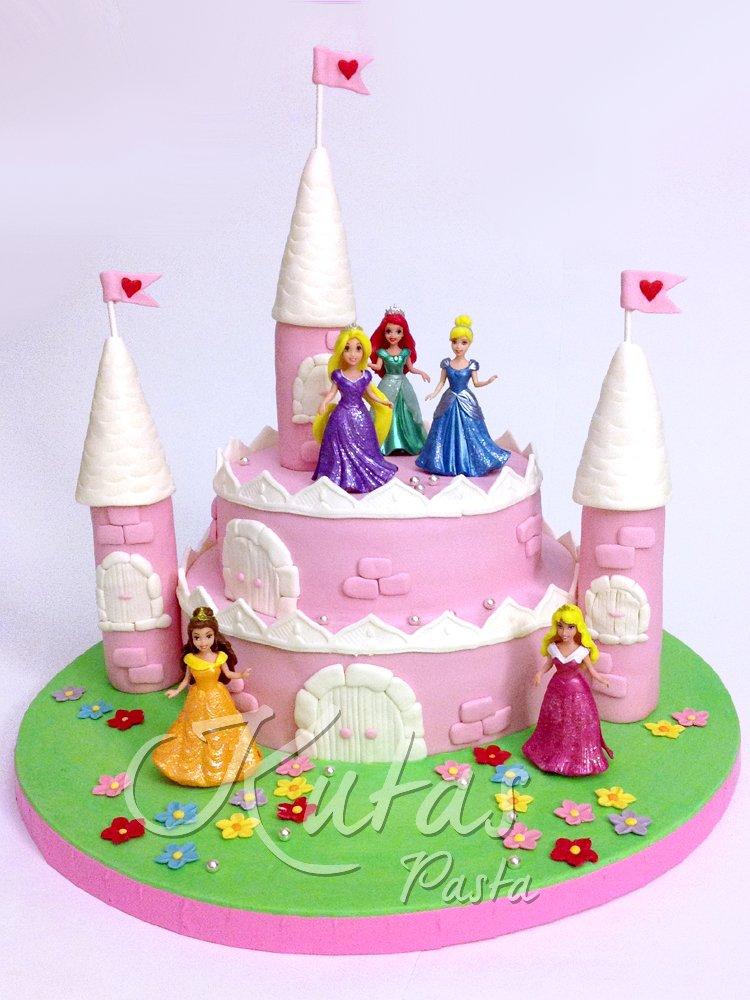 Prenses Şato Pastası