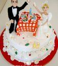 Çilingir Sofrası Düğün Pastası