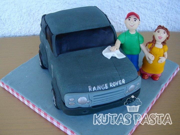 Range Rover Pastası ARaba