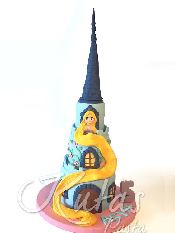 Rapunzel Kule Pasta