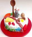Ratatouille Ratatuy Aşçı Fare Pasta