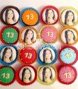 13 yaş Cupcake
