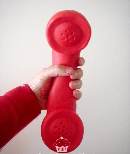 Şeker Hamurundan Telefon