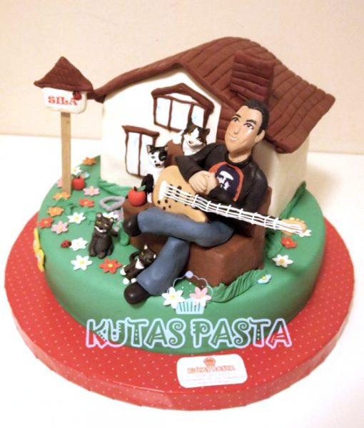 Müzikli Müzisyen Pasta