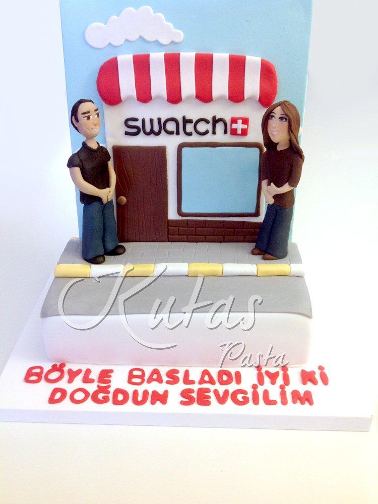 Sevgililer Pastası
