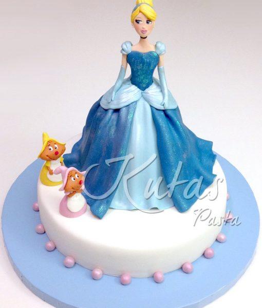 Kız Çocuk Pastaları