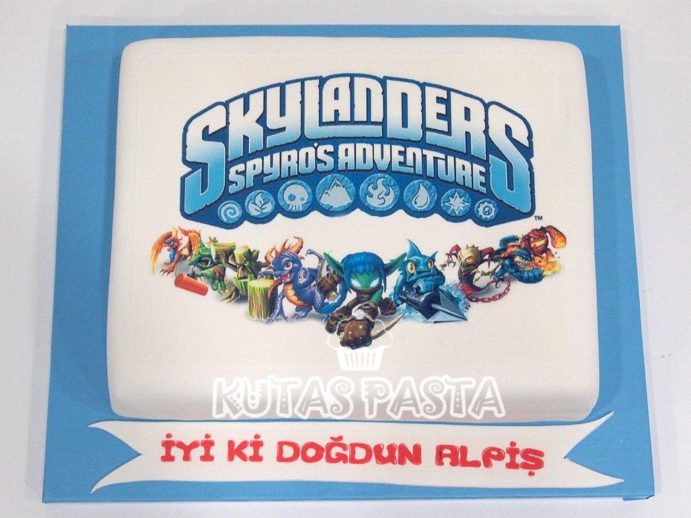 Skylanders Pasta