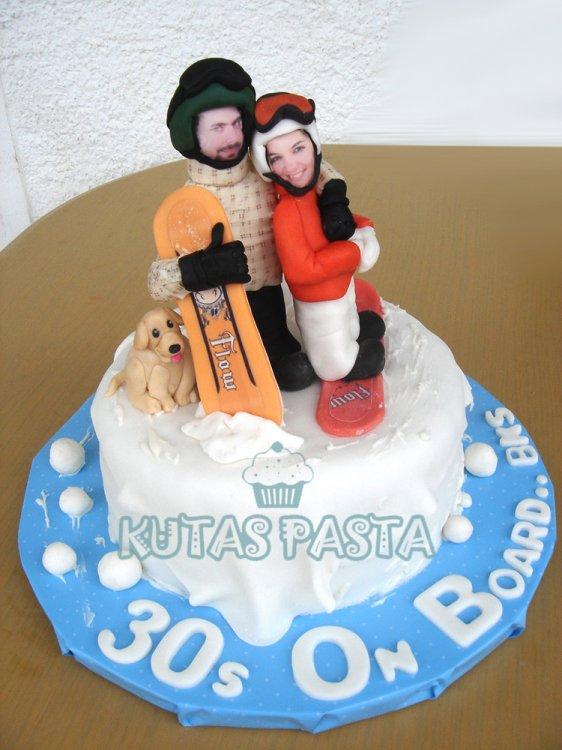 Snowboard Sevgili Pasta