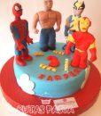 Spiderman Demiradam Pasta