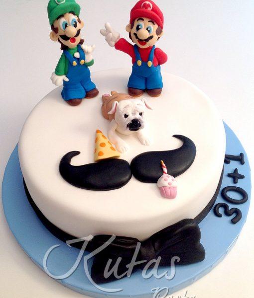 Super Mario Pasta