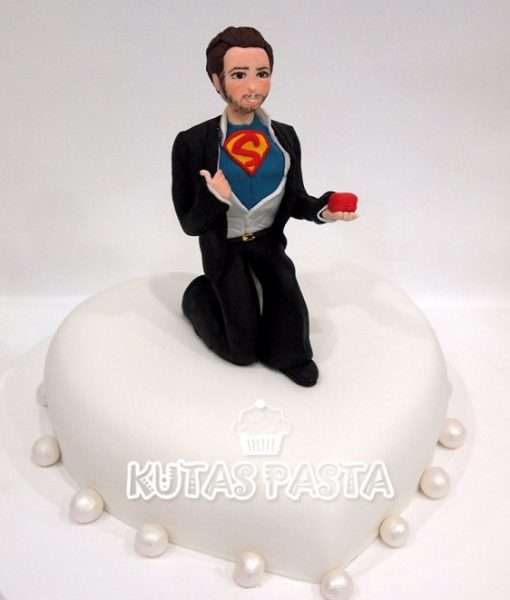 Evlilik Teklifi Pasta