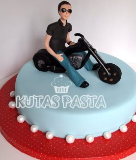 Motosikletli Pasta