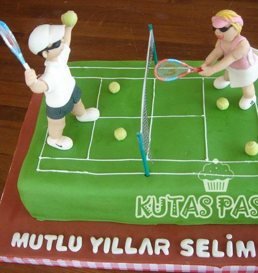 Tenis Pastası