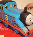 Tren Thomas Pasta the train