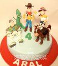 Toy Story Pasta Oyuncak Hikayesi