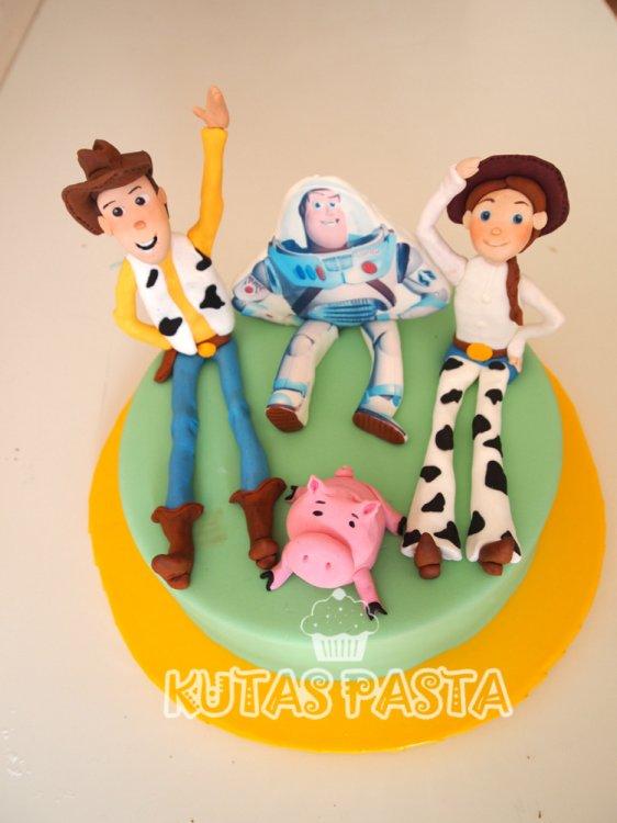 Oyuncak Hikayesi Pasta Toy Story