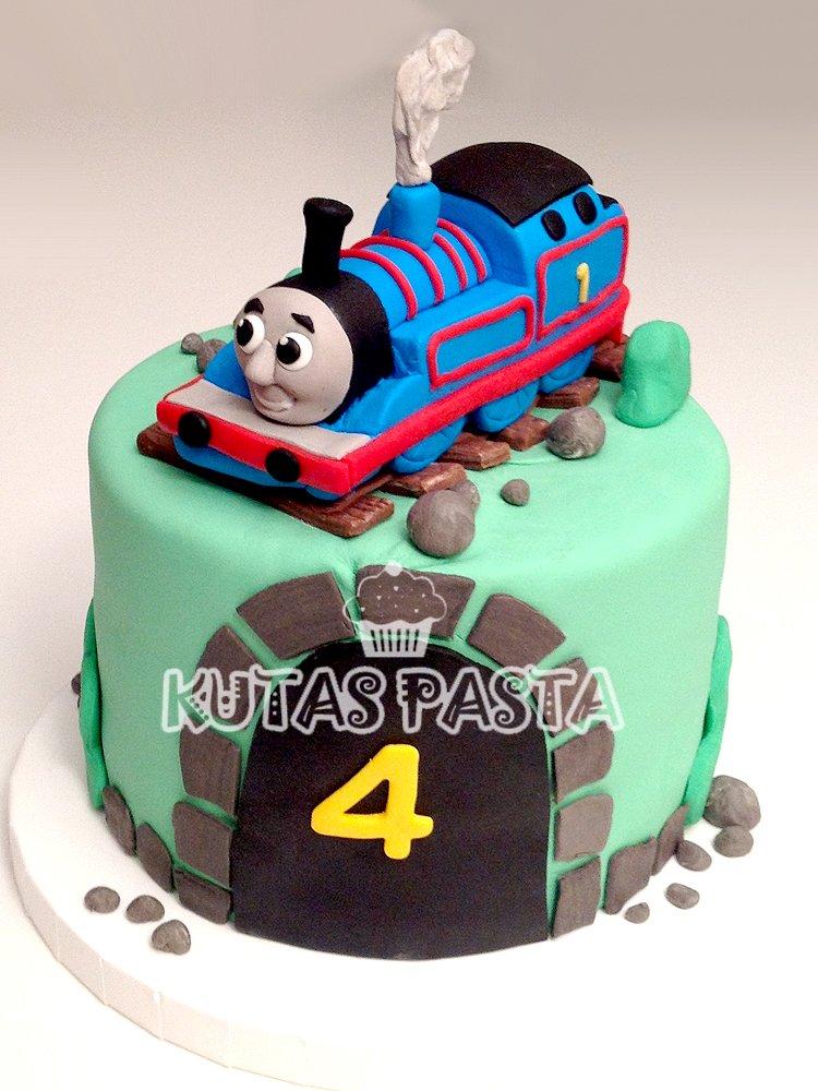 Tren Thomas Pastası