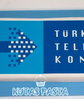 Türk Telekom Logo Pasta