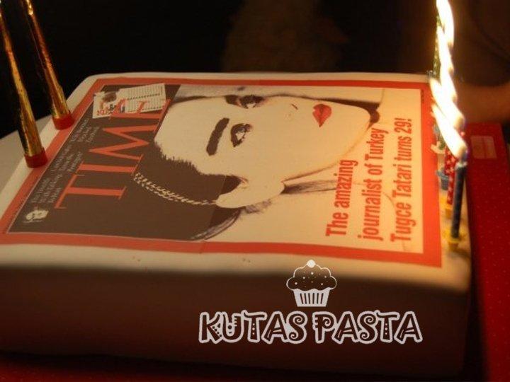 Time Dergi Pasta
