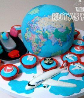 Dünya Pasta Uçak THY